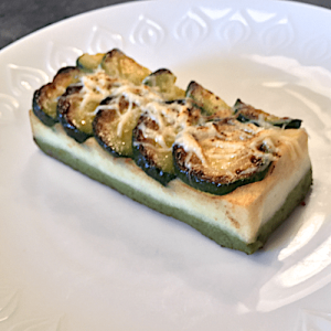 Millefeuille courgette